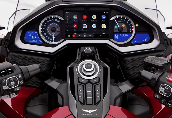 WANT TO KNOW MORE ABOUT YOUR GOLD WING'S FEATURES?