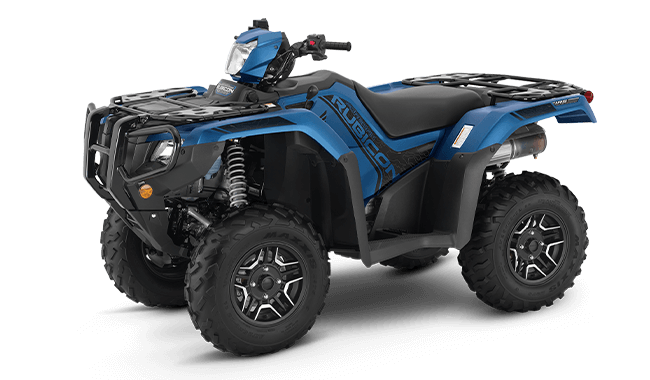 FourTrax Foreman Rubicon 4x4 Automatic DCT EPS Deluxe