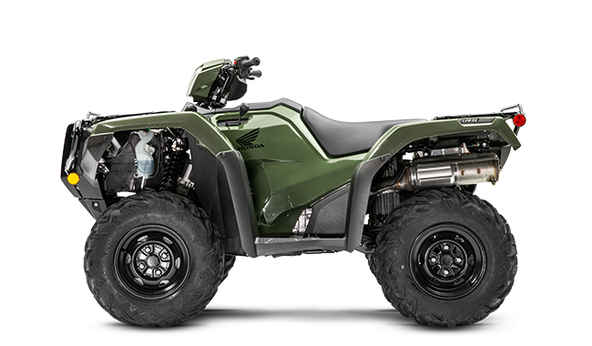FourTrax Foreman Rubicon 4x4 Automatic DCT EPS