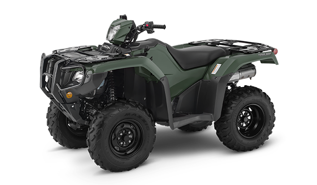 FourTrax Foreman Rubicon 4x4 Automatic DCT