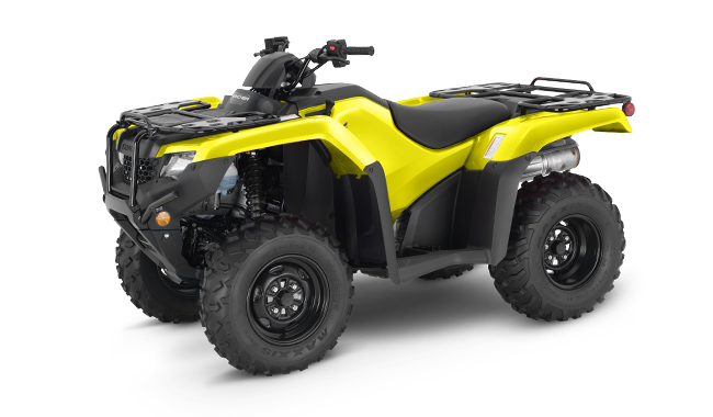FourTrax Rancher 4x4 Automatic DCT EPS