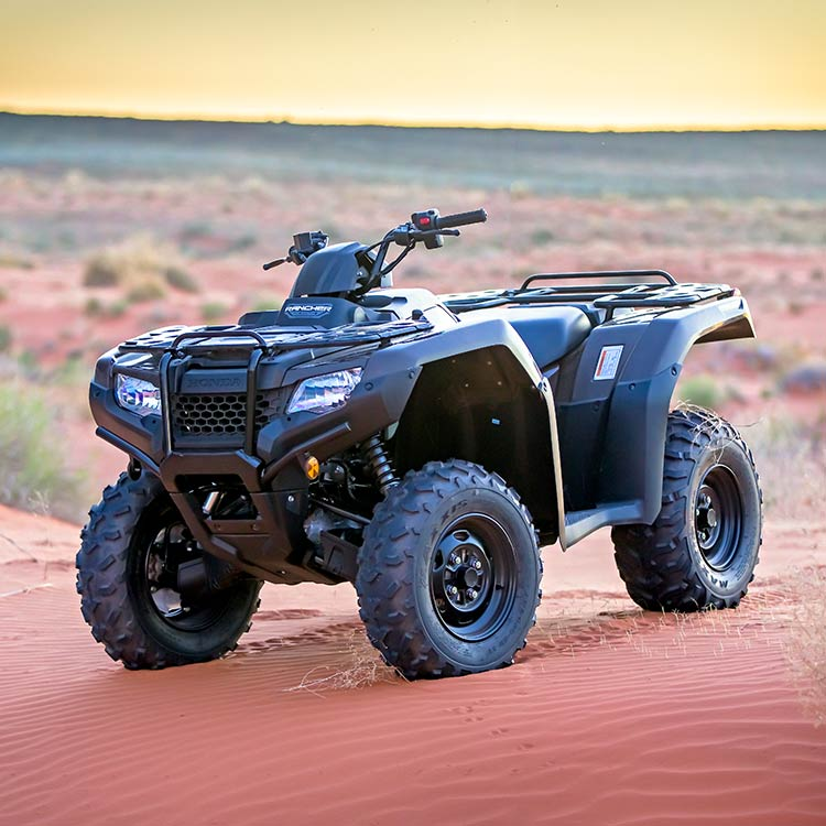 Gallery - FourTrax Rancher 1
