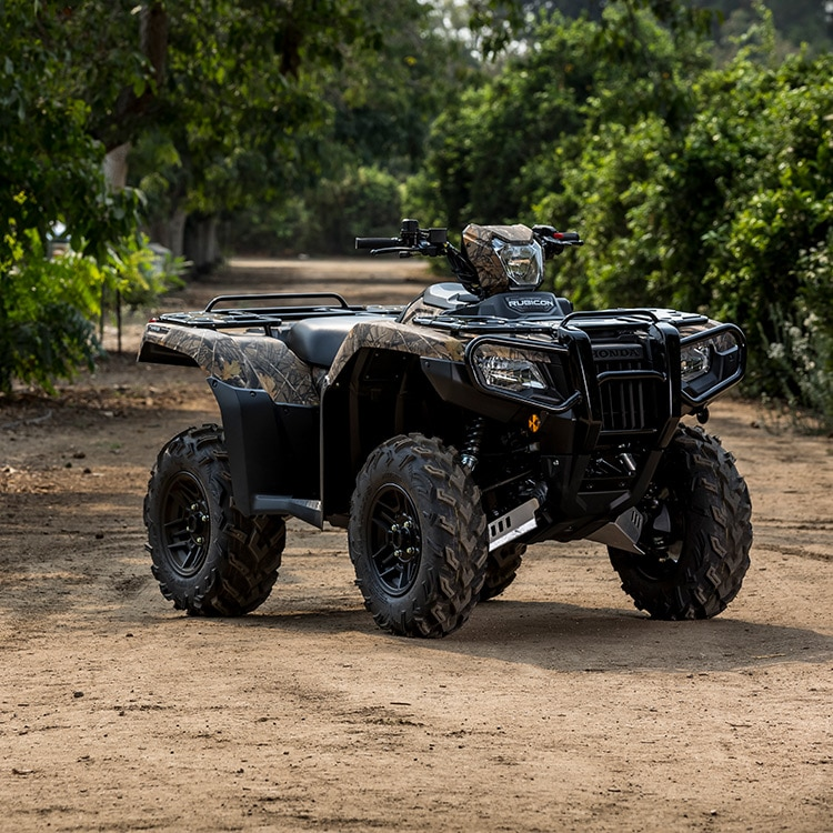 Gallery - FourTrax Foreman Rubicon 4x4 EPS 1