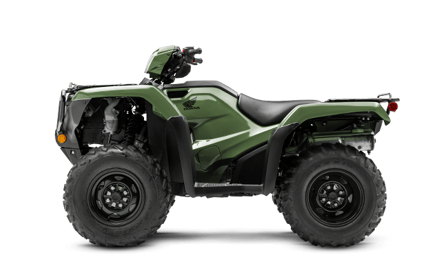 2021 Fourtrax Foreman 4x4 Overview Honda