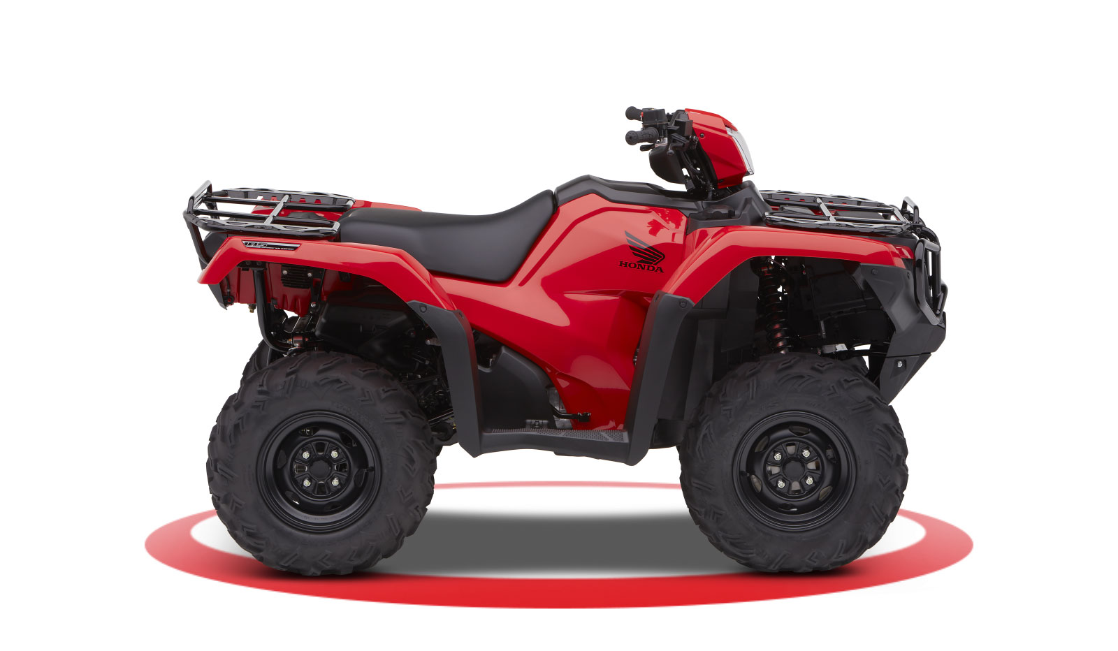 2019 Fourtrax Foreman Rubicon 4x4 Eps Overview Honda