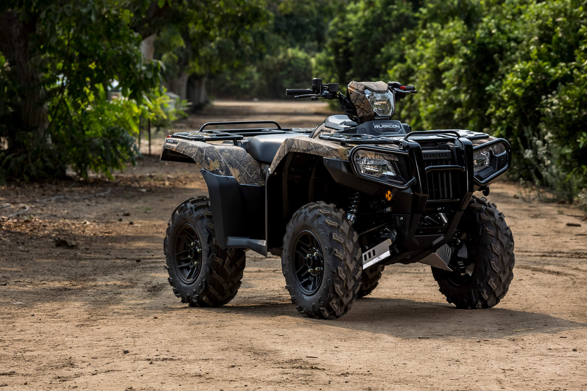 2020 FourTrax Foreman Rubicon 4x4 EPS OVERVIEW - Honda