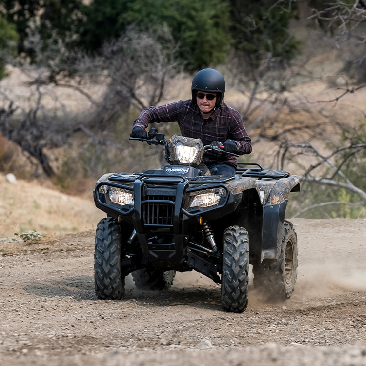 Gallery - FourTrax Foreman Rubicon 4x4 EPS 3