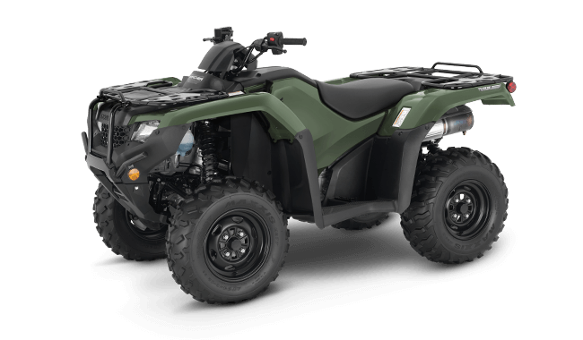 FourTrax Rancher 4x4 Automatic DCT IRS