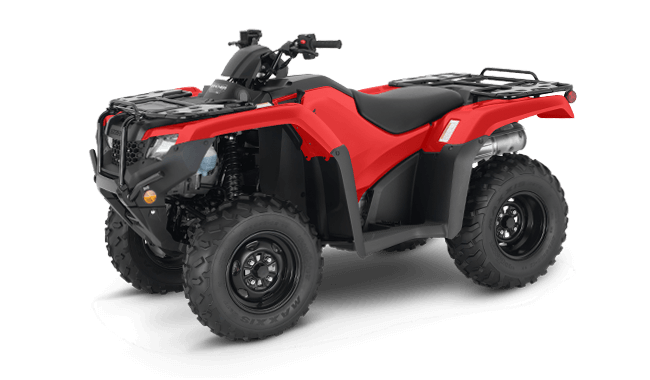 FourTrax Rancher 4X4 ES