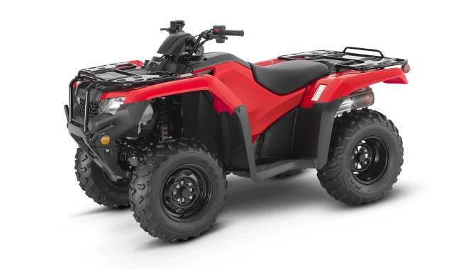 FourTrax Rancher ES