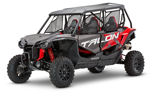 2020 Fourtrax Foreman 4x4 Overview Honda