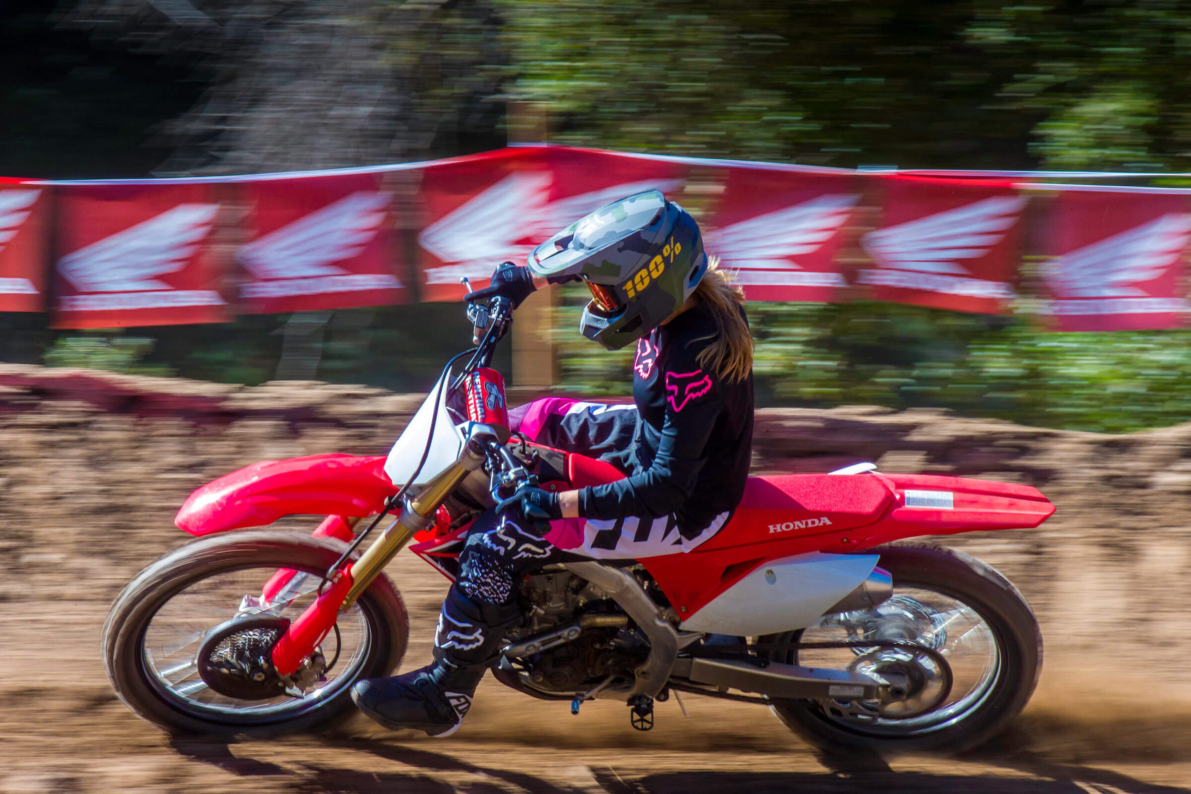 2021 Crf250r Overview Honda