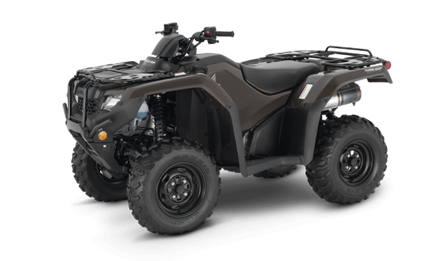 FourTrax Rancher 4x4 Automatic DCT IRS EPS