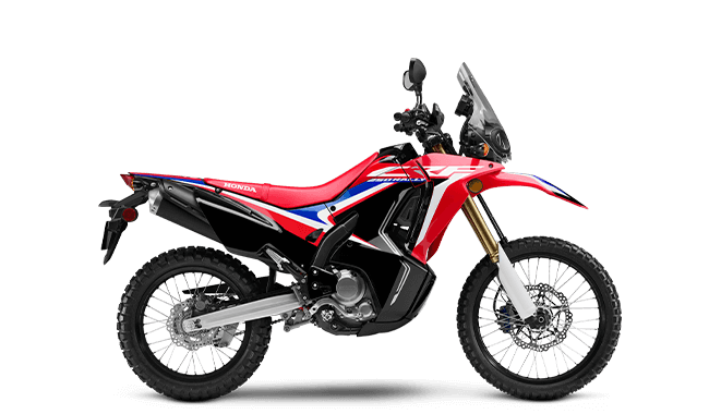 CRF250L Rally ABS