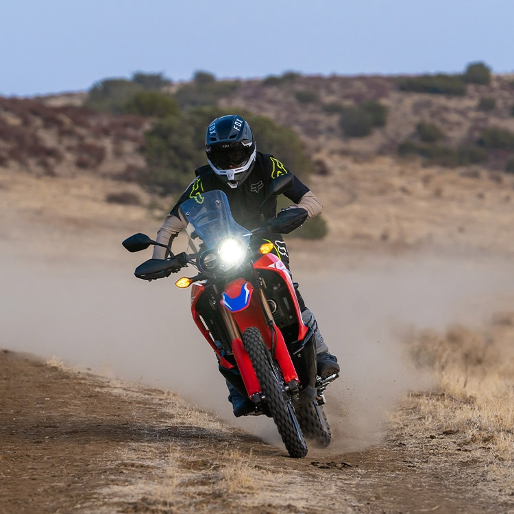 Gallery - CRF300L Rally 1