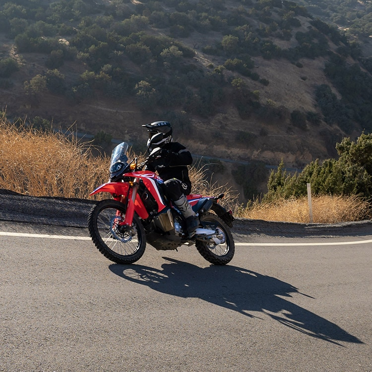 Gallery - CRF300L Rally 2