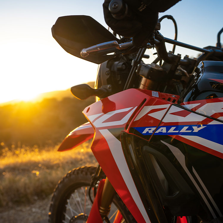 Gallery - CRF300L Rally 3