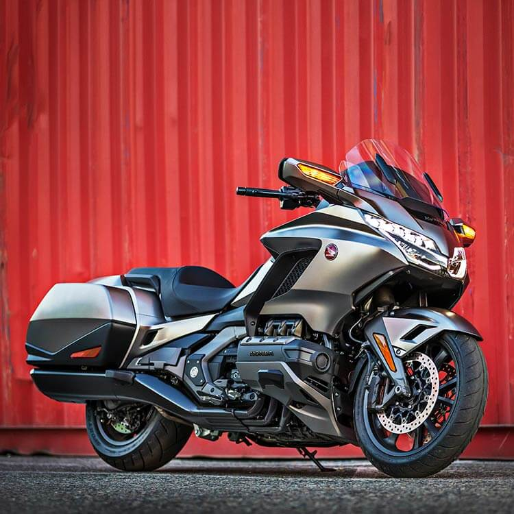 Gallery - Gold Wing 0