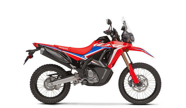 CRF300L Rally ABS
