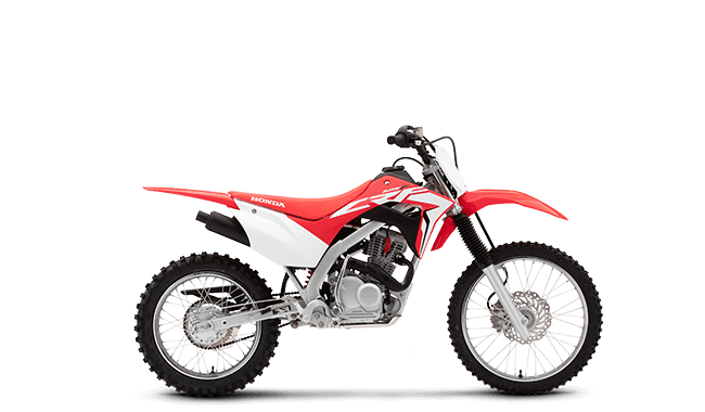 CRF125F - Big Wheel