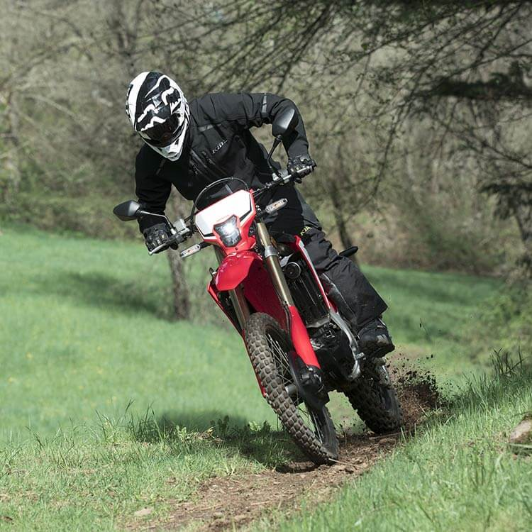 Gallery - CRF450L 1