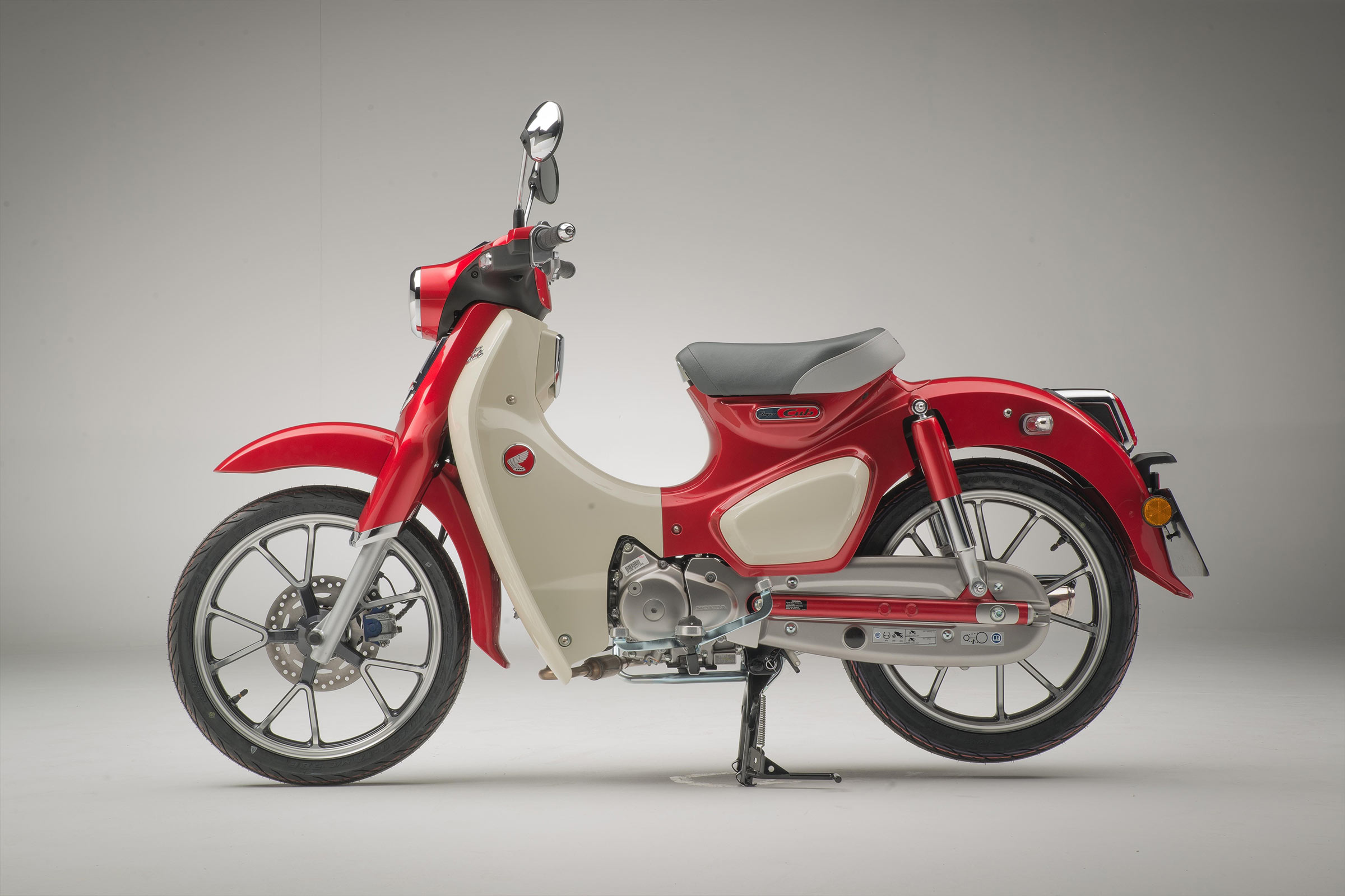 2021 Super Cub C125 Abs Overview Honda